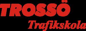 Trossö Trafikskola logo